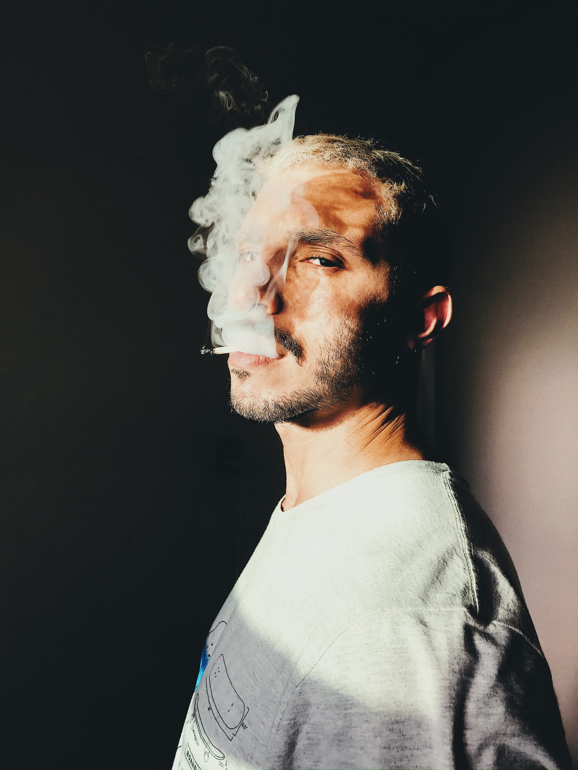 smoking marijuana cottonmouth